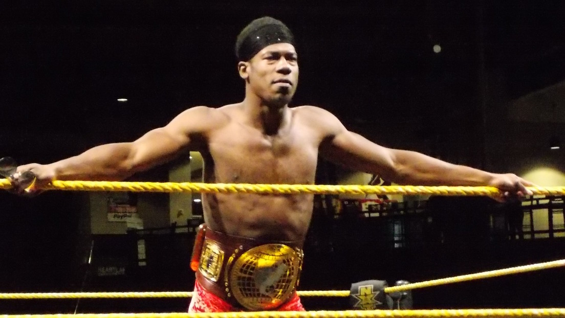 It was reported that WWE released a female fighter, Velveteen Dream, who was embroiled in a scandal for sending obscene photos of the palace