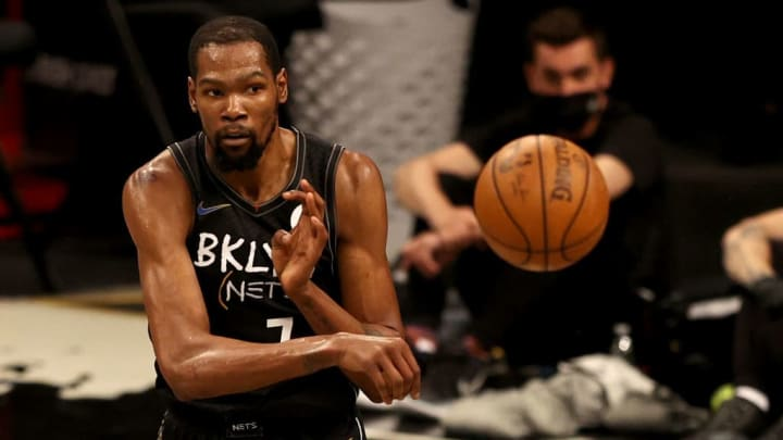 Kevin Durant continues to add quality shows and has so far been the key to Nets attack Net