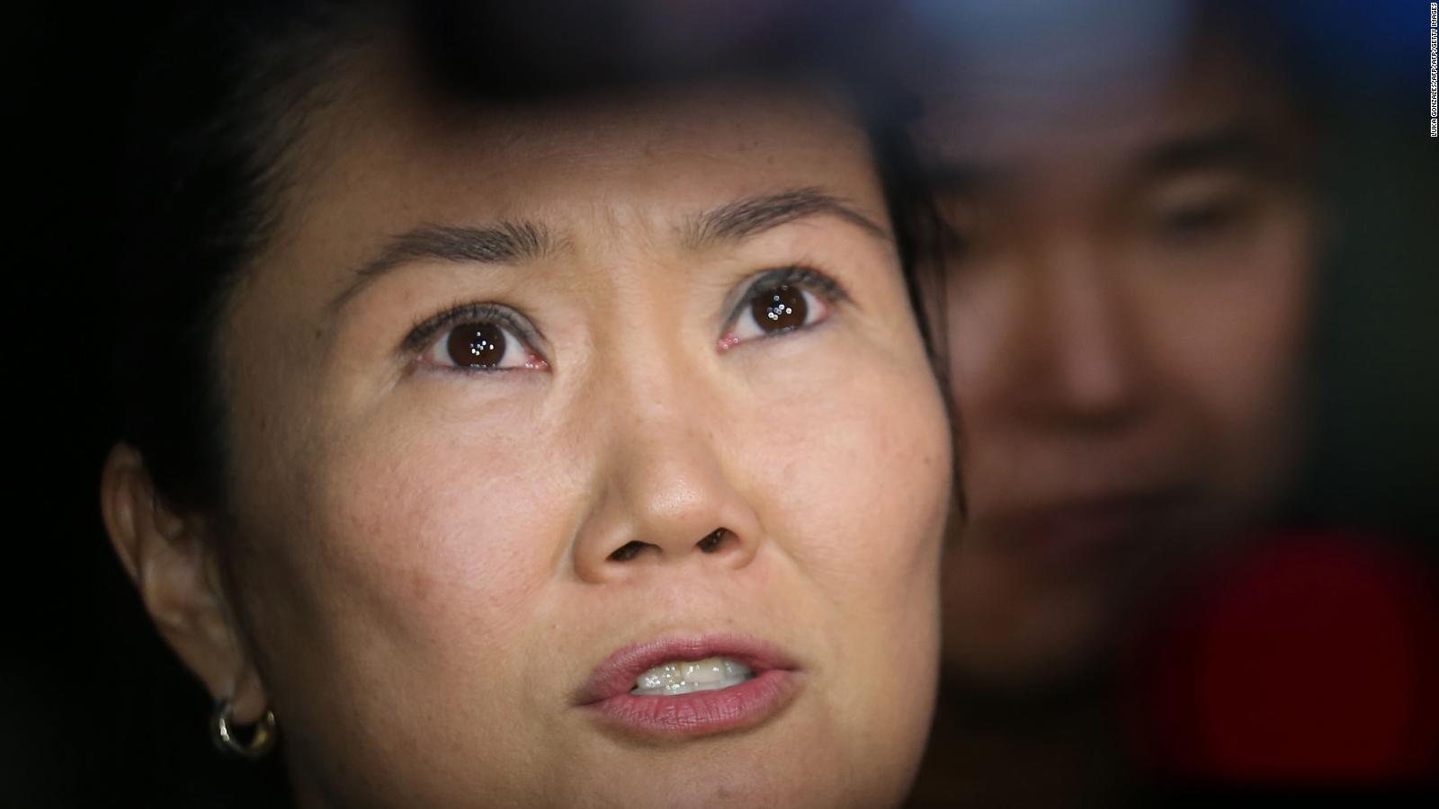They are demanding detention from Odibrekt Fujimori