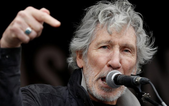 'They want to kill Assange because he told the truth': Roger Waters asks Biden to end this 'hateful' persecution