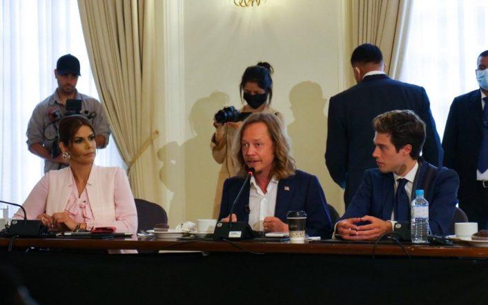 Brock Pierce and American businessmen visit El Salvador to invest in the country's development – Diario La Pagena