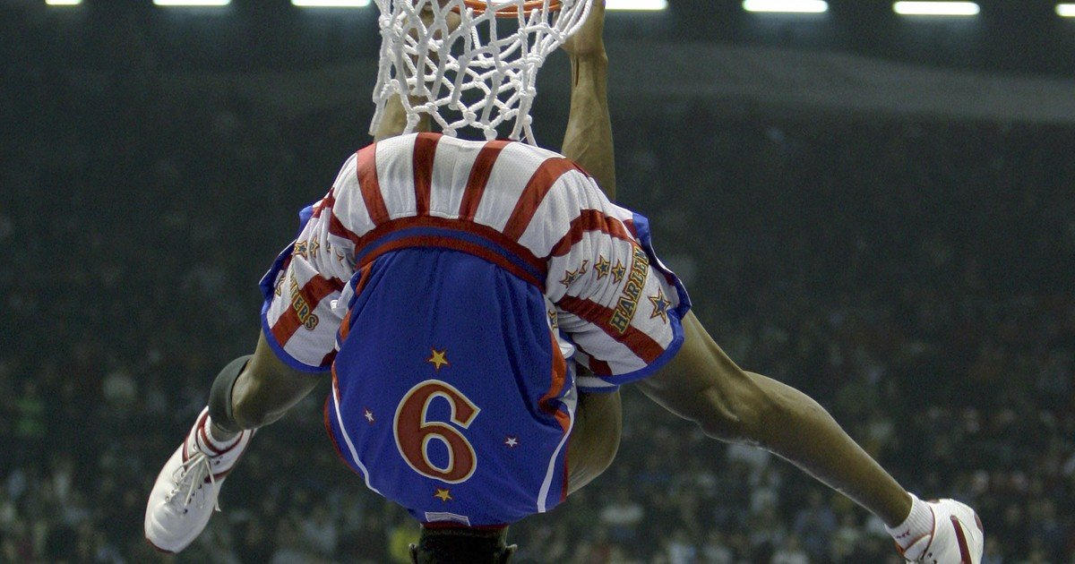 The Harlem Globetrotters have asked to join the NBA 'now'