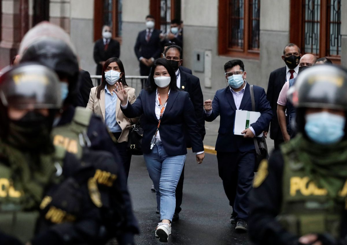 Election results: Fujimori meets a wall: Election tribunal enters final phase to decide a winner in Peru |  International