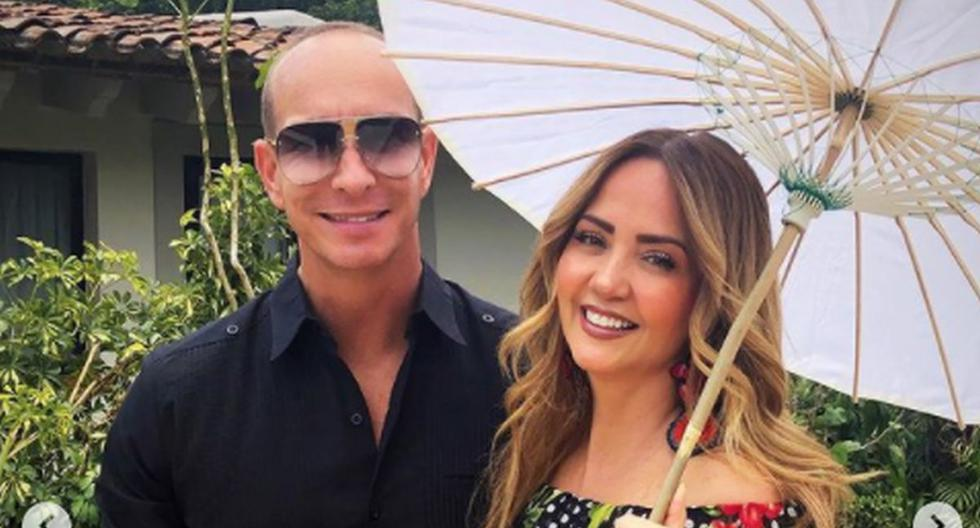 Eric Ruben caught with a woman other than his wife Andrea Legretta |  Instagram |  Celebrities nnda nnlt |  Mexico