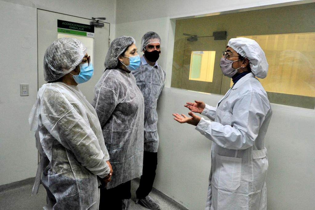 National health teams visited Mendoza and San Luis to monitor the epidemic management in the provincesمقاطع
