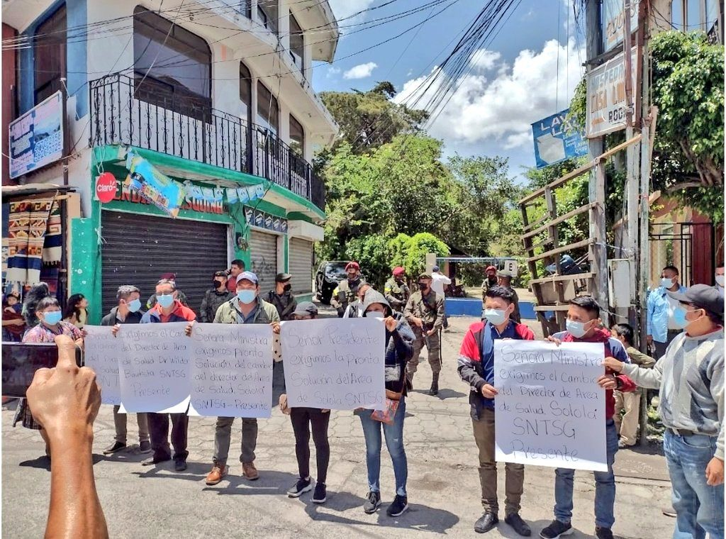 Assignment of family members to Sololá health district causes conflict and jeopardizes vaccination and other services – Prensa Libre