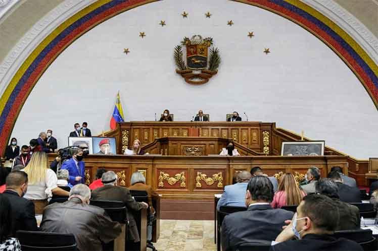 Venezuelan parliament receives proposals for science law