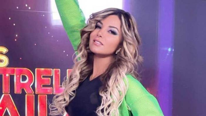 A driver attacked Alida Nunez's coronation, denouncing the actress' insult