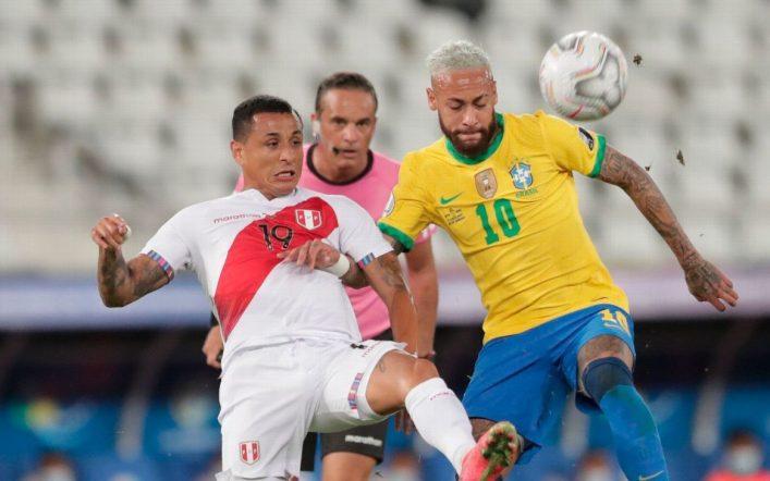 Against Brazil.  Peru – Party Report – June 17, 2021
