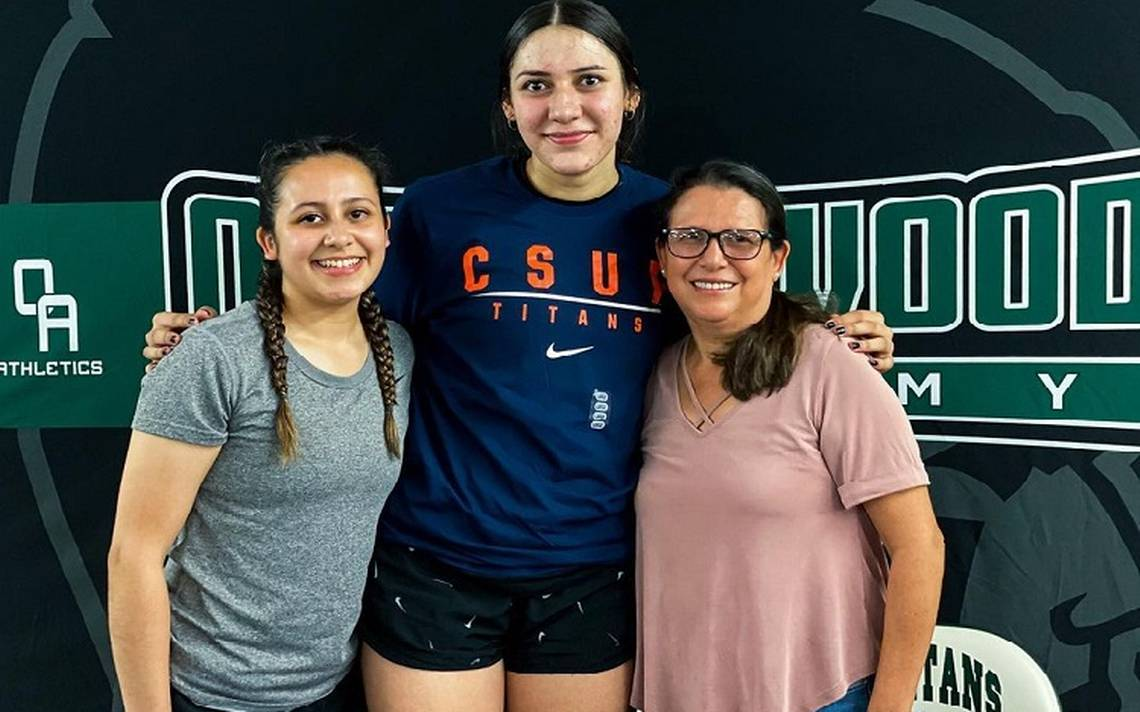 Aixchel Daniela to NCAA Basketball – El Heraldo de Chihuahua