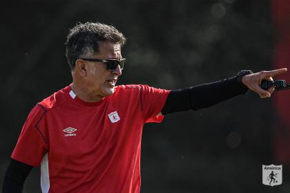 America de Cali: Elvis Mosquera is a new promotion at the request of Juan Carlos Osorio    Colombian football    Betplay League