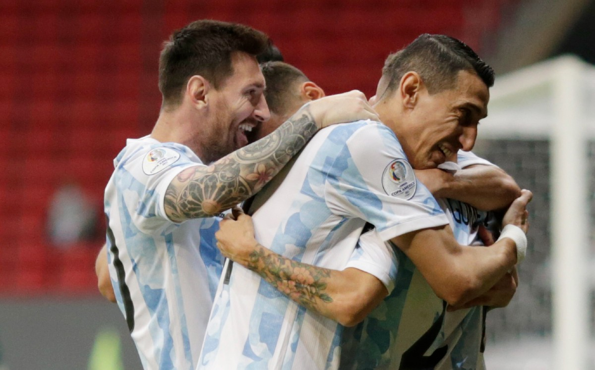 Argentina vs Paraguay (1-0): Albiceleste qualifies for the quarterfinals of the Cup