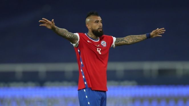 """Arturo Vidal wants to play in America, but """"there has to be (interest) from both parties"""""""