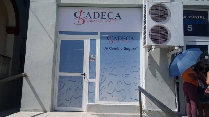 CADECA reinvents itself after the dollar's halt and lack of liquidity in Cuba