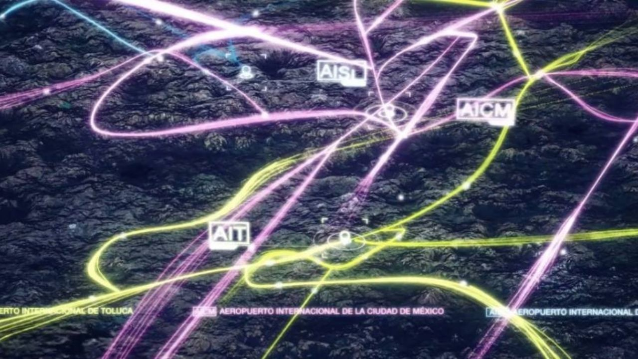 Climate Dispute: Redesigning Airspace in the Valley of Mexico
