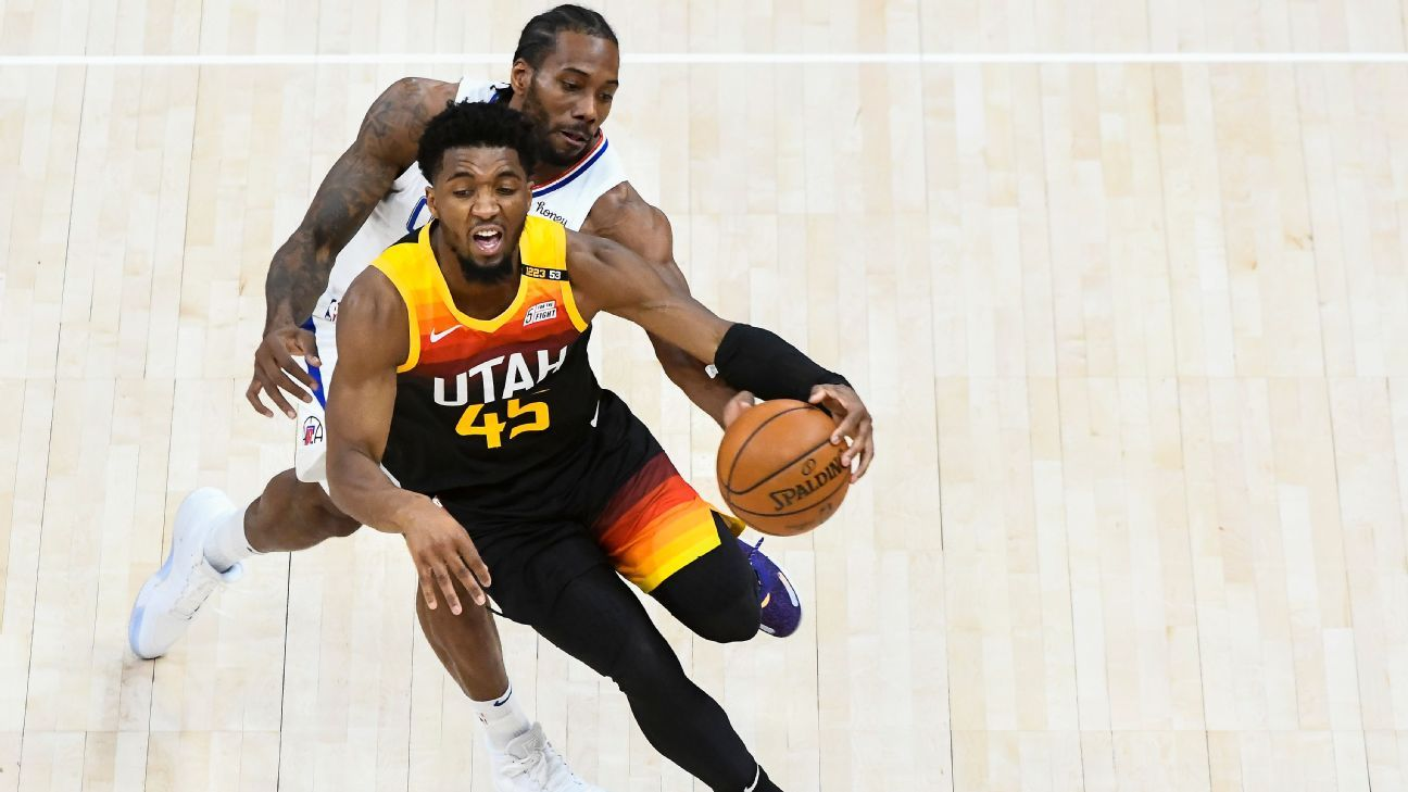 Clippers stagnate after poor start forces them back against the Jazz