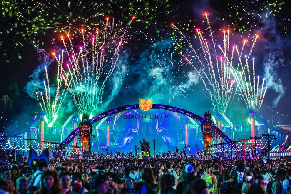 EDC Las Vegas ups the ante with the 2021 lineup featuring Zedd, Martin, Garrix The chain-smokers, and more