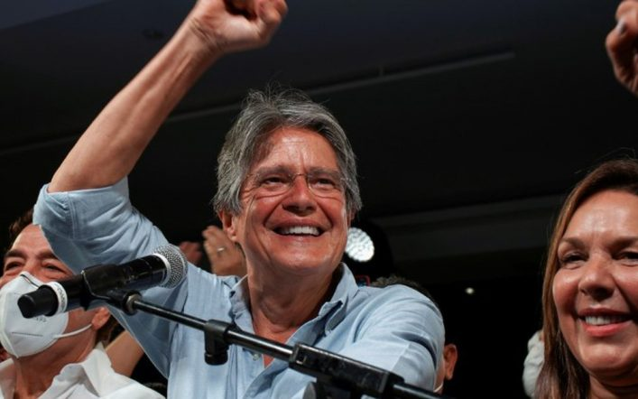 Ecuador: Guillermo Laso started his administration with the highest approval rating since the return to democracy