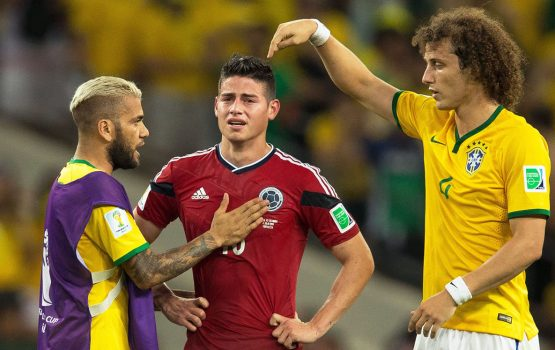 James Rodriguez explodes for not going to Copa America.  'They didn't respect me'
