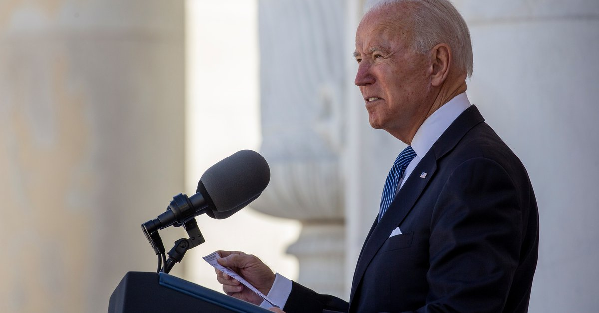 Joe Biden reverses Donald Trump's order to ban dictatorship and vexation in the United States
