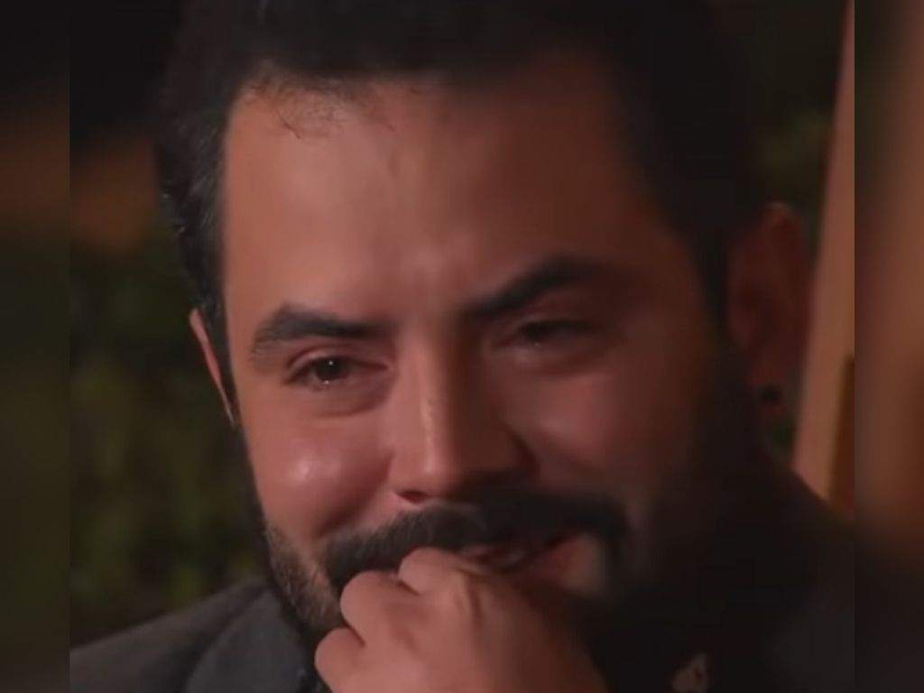 Jose Eduardo breaks down in tears when he talks about Eugenio Derbez: 'I wasn't born into an ordinary family'