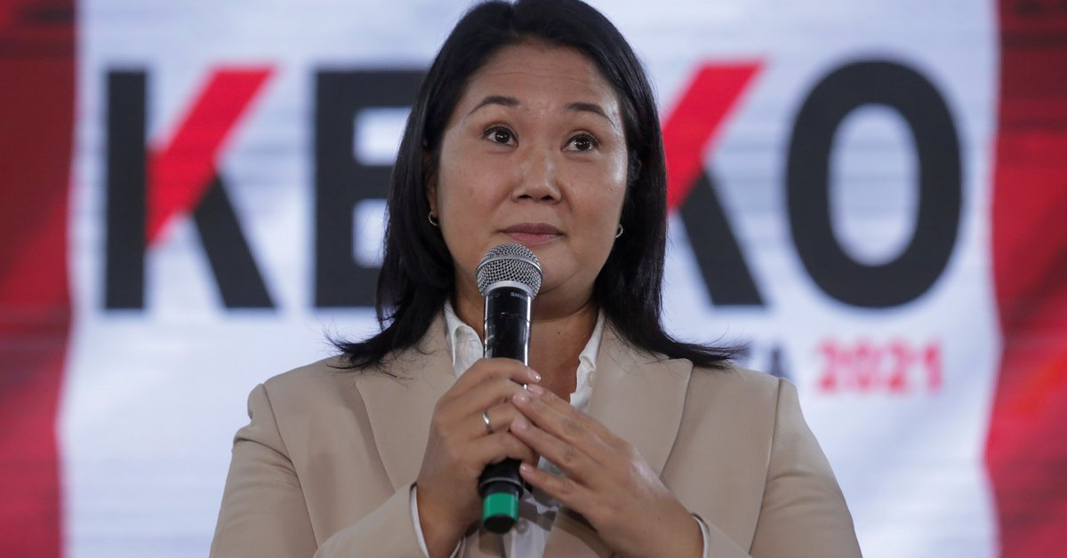 "Keiko Fujimori refused Odebrecht's ""futile"" request to return to prison for money laundering"