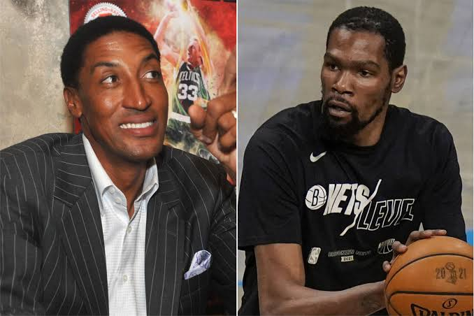 Kevin Durant Explodes Against Pippen: They Followed Phil Jackson, Not You