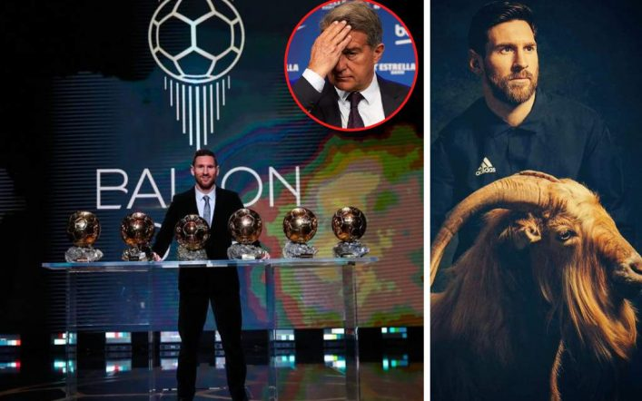 Lionel Messi at 34, congratulated by Barcelona and Joan Laporta's disappointment: 'I had an illusion' – Diez