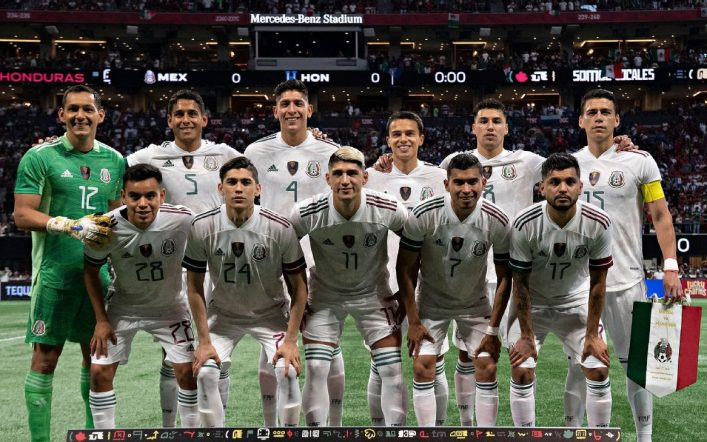 Mexico already knows its rivals in the CONCACAF Octagon Final heading to Qatar 2022