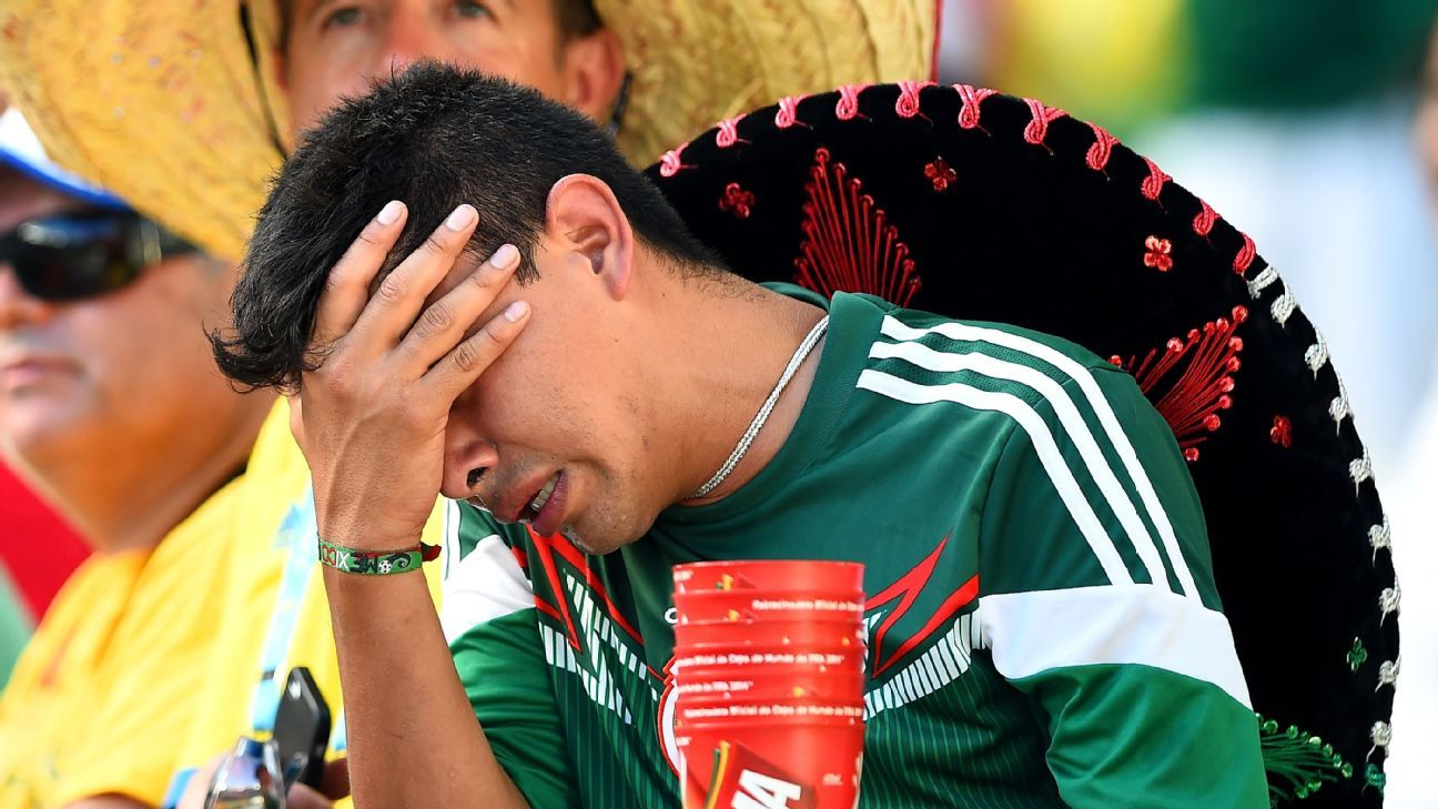 Mexico's headquarters for the 2026 World Cup are at risk of discriminatory yelling