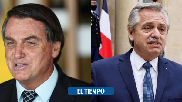Once again, Jair Bolsonaro mocked Alberto Fernandez – International