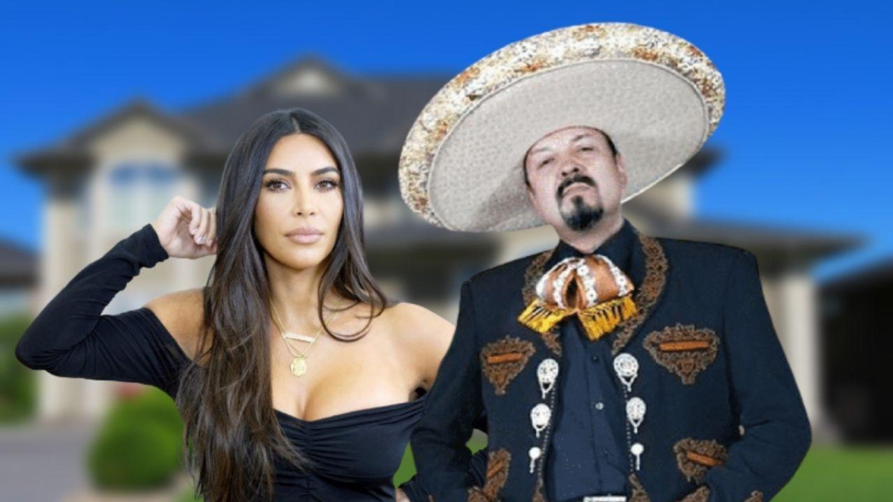 Pepe Aguilar reveals what it feels like to be Kim Kardashian's neighbor