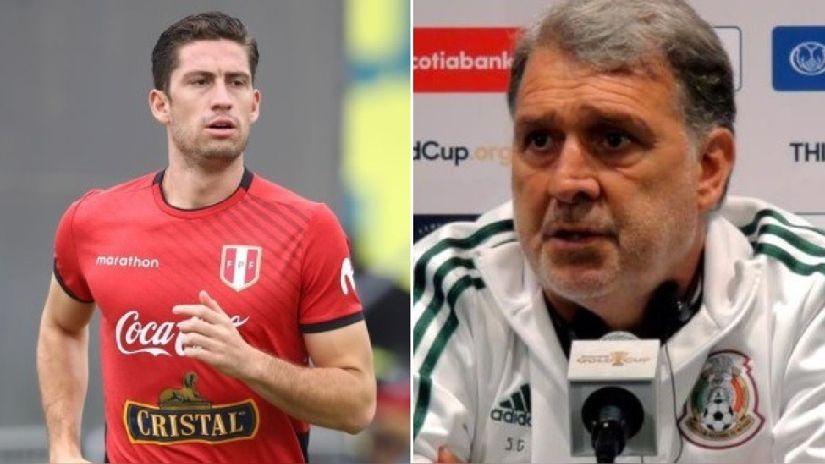 """Peru national team – Santiago Urmenho    Gerardo Martino: """"I wish you Copa America 2021"""""""