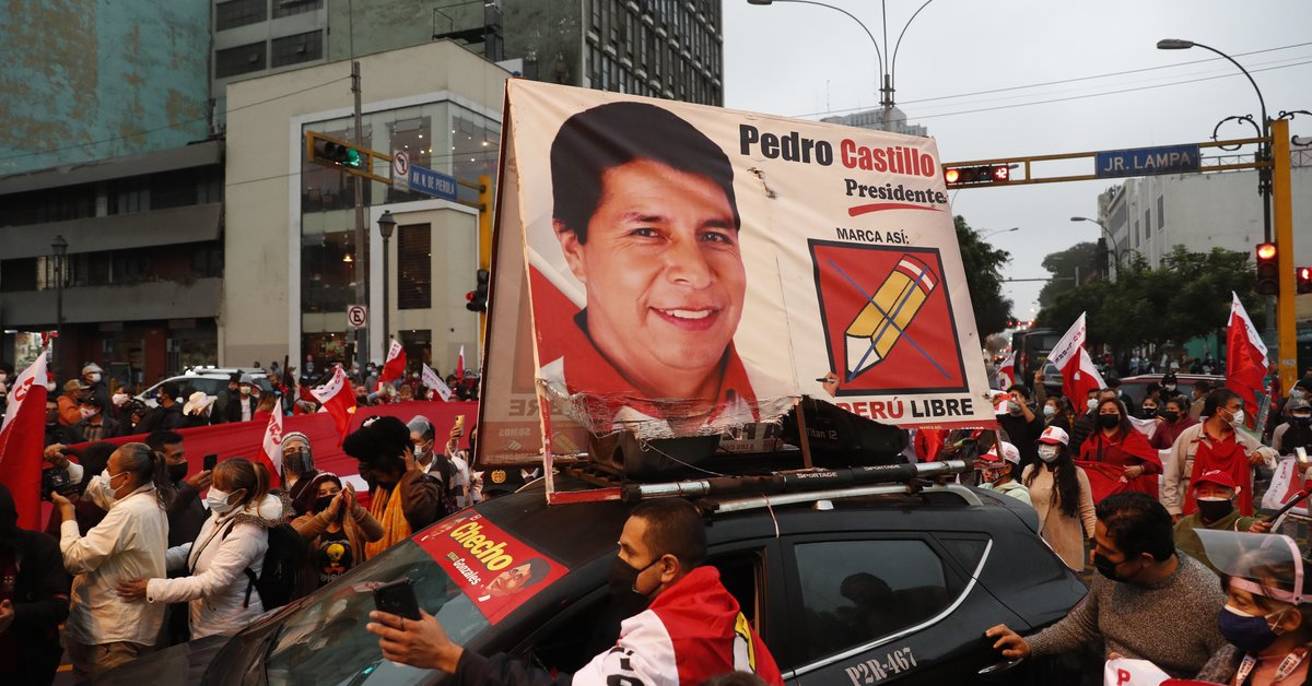 """Peru still does not know who its next president will be, and the United Nations has called for """"calm to avoid a greater social division""""."""