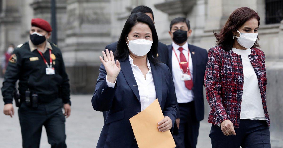 Polling in Peru: Fujimori asks Sagaste for an international audit, Castillo's proposal reassured markets