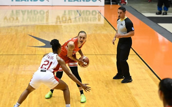 Puerto Rico will compete with the United States for the gold medal in the South American Women's Cup