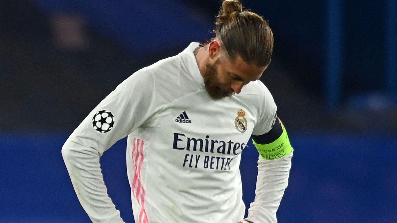 Real Madrid will greet and bid farewell to Sergio Ramos