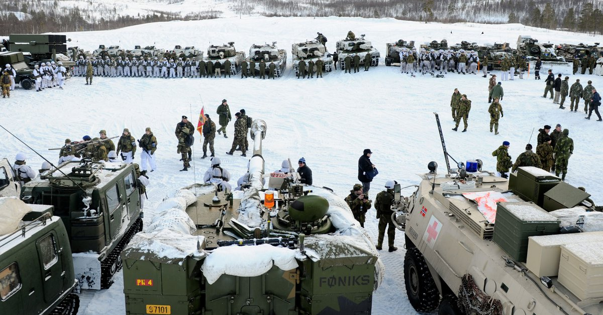 Russia is boosting its advance in the Arctic: it will hold military exercises this fall