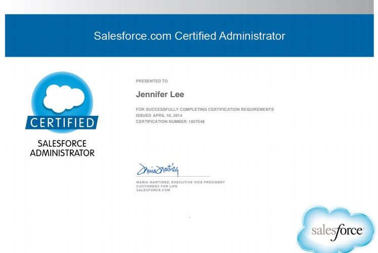 What Is Salesforce Administrator Certification? Is It Your Key to Success?