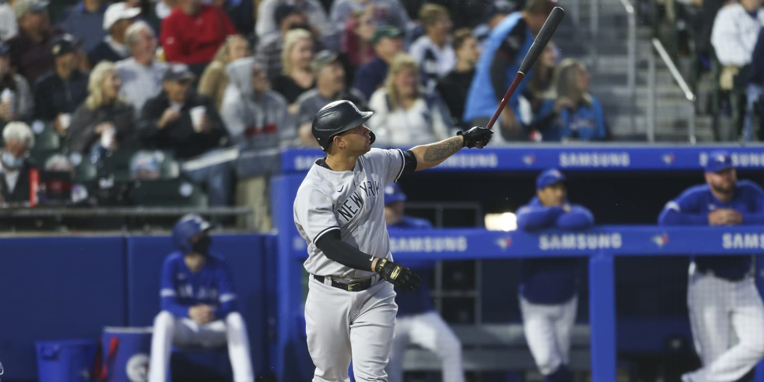 The Yankees beat Blue Jays with Carrie's HR