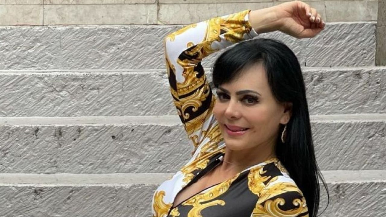 The harsh comment Maribel Guardia received from a follower on the networks