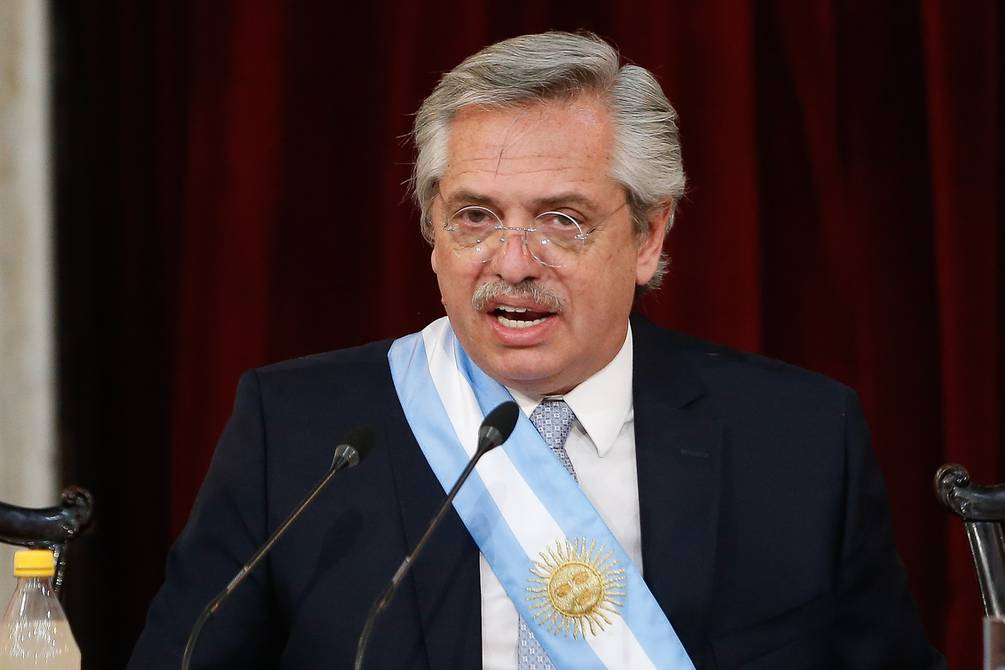 The phrase related to the origin of Argentines, Brazilians and Mexicans sparks criticism of President Alberto Fernandez |  international |  News