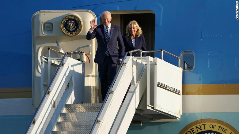 Queen of Biden