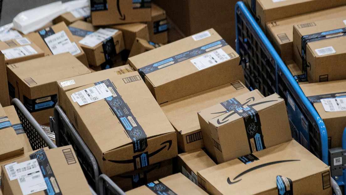 The report says that a warehouse on Amazon destroys millions of items annually, some of which are brand new