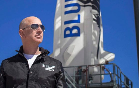 They pay $28 million to travel to space with Jeff Bezos
