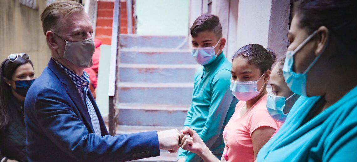 US Announces $25 Million in Humanitarian Aid to Ecuador for Venezuelan Migrants and Refugees |  Politics |  News