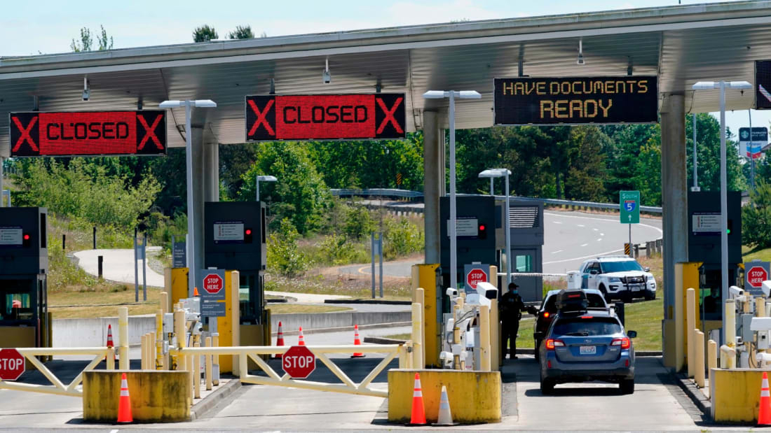 US extends Govt-19 restrictions on travel to Mexico and Canada