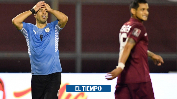 Venezuela vs.  Uruguay: Summary, Qatar 2022 World Cup Qualifiers – International Football – Sports
