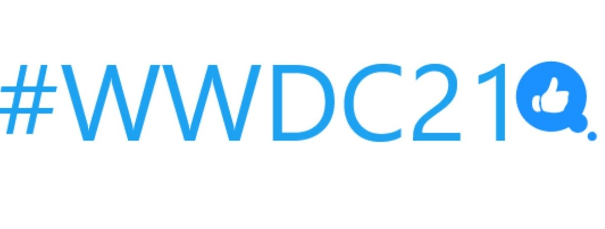 WWDC21 Hashflag is currently active on Twitter before next week's opening