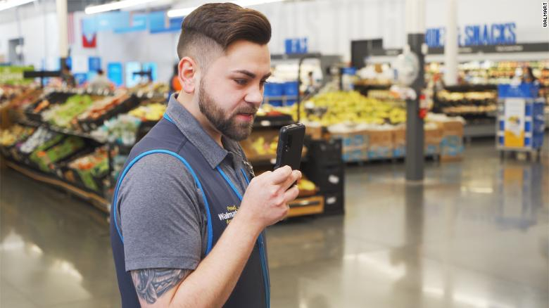 Walmart gave away Samsung phones to its 740,000 employees